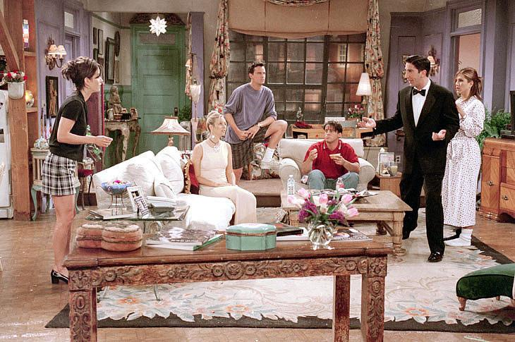"""Friends 25th: The One With The Anniversary"" Hits Movie Theaters This Fall, As Fans Are Treated To 12 Iconic Episodes In Celebration Of Friends' 25th Anniversary"