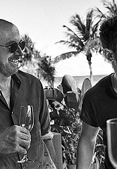 Nick Jonas and John Varvatos Join Forces with Stoli Group to Launch Villa One Tequila