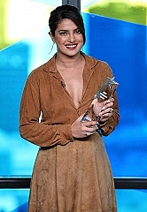 Priyanka Chopra Jonas Receives the IMDb STARmeter Award in Toronto