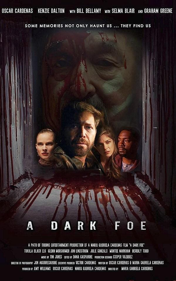 "Selma Blair's Latest Movie, Psychological Thriller/Horror ""A Dark Foe,"" Unveils First-Look Trailer Before Hitting Theaters"