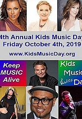 "The Rock and Roll Hall of Fame to Celebrate ""Kids Music Day"" with Musical Instrument Petting Zoo October 5, 2019, Hosted by Keep Music Alive and Cleveland Area School of Rock Locations"