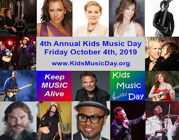 """The Rock and Roll Hall of Fame to Celebrate """"Kids Music Day"""" with Musical Instrument Petting Zoo October 5, 2019, Hosted by Keep Music Alive and Cleveland Area School of Rock Locations"""