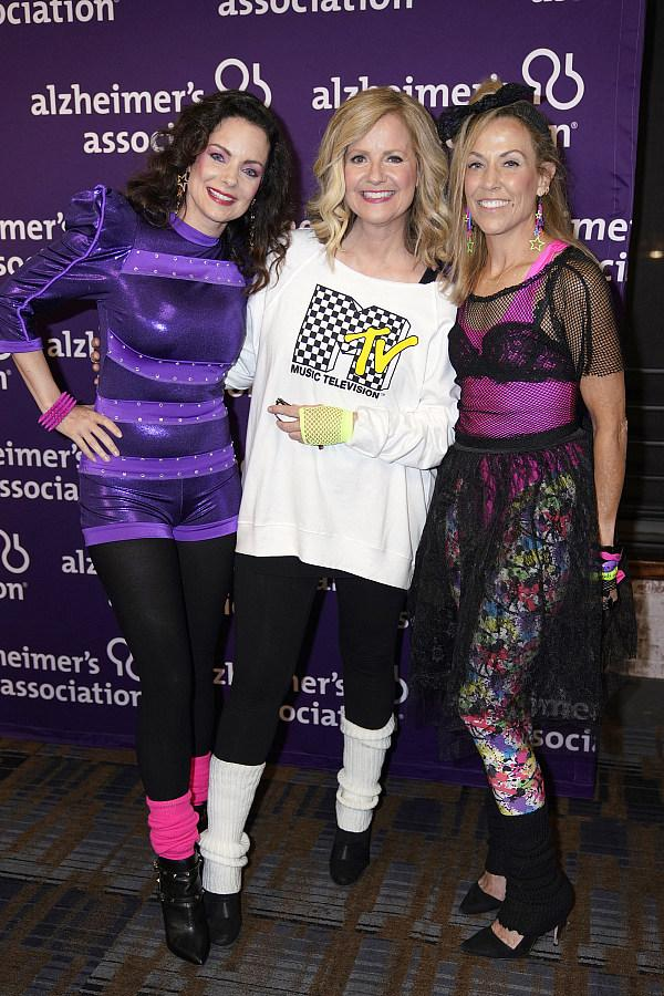 "Kimberly Williams-Paisley And Storme Warren Of SiriusXM's ""The Highway"" Host ""Dance Party To End ALZ"" To Benefit The Alzheimer's Association"