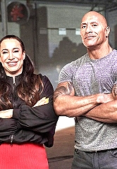 Dwayne Johnson And Dany Garcia Present First-Ever, Thrilling Live Event Experience, Athleticon