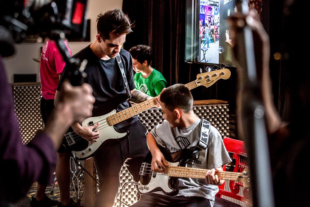 Fender Launches Non-Profit - Fender Play Foundation - With Esteemed Artist Ambassadors: Chris Stapleton, Avril Lavigne, Ashley McBryde, Panic! At The Disco's Brendon Urie, Green Day's Mike Dirnt, Fall Out Boy's Pete Wentz