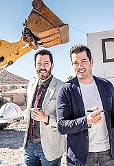 Property Brothers Drew And Jonathan Scott Design First Dream Home For Las Vegas Real Estate Market