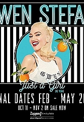 "Gwen Stefani Announces Final Show Dates For Headlining Residency ""Gwen Stefani - Just A Girl"" At Planet Hollywood Resort & Casino in Las Vegas"