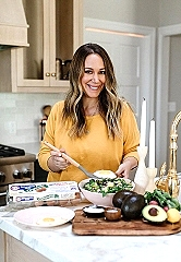 Eggland's Best Teams Up with Actress, Chef and Mother of Two, Haylie Duff