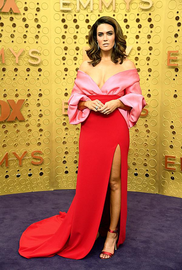 Mandy Moore and Viola Davis Sparkle in Forevermark Diamonds at the 71st Annual Emmy Awards