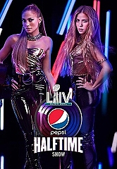 Superstars Jennifer Lopez and Shakira to Perform during the Pepsi Super Bowl LIV Halftime Show Sunday, February 2, 2020 on FOX
