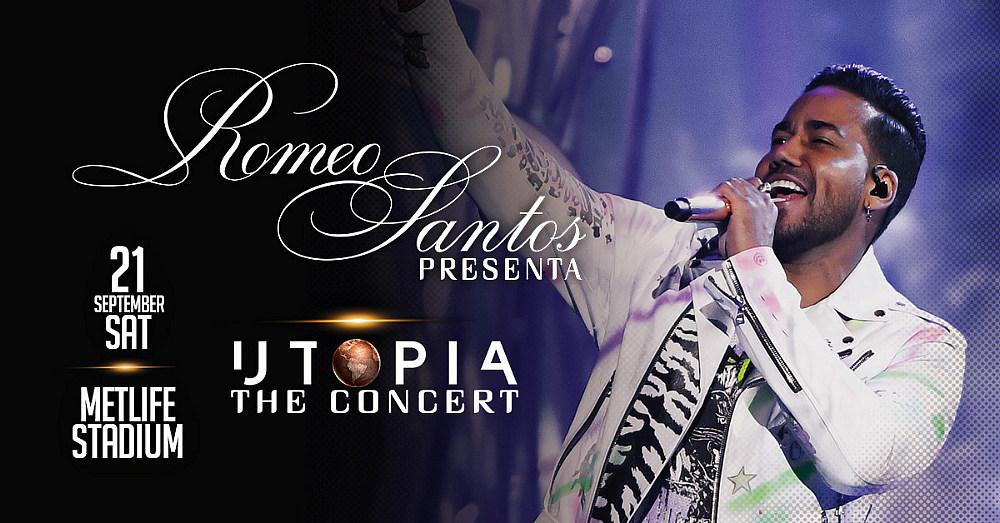 Romeo Santos Makes History At MetLife Stadium Breaking The All-Time Concert Gross Record In A Single Night