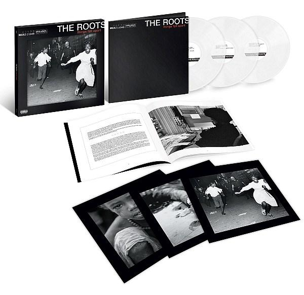 "The Roots' ""Things Fall Apart"" To Be Reissued For 20th Anniversary On 3LP September 27 Via Geffen/Urban Legends"