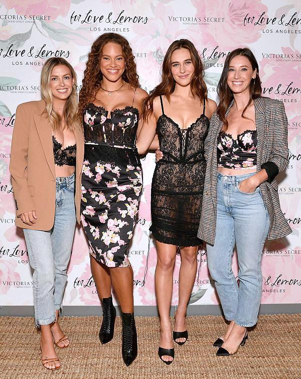 Victoria's Secret Launches Exclusive Lingerie Collection with For Love & Lemons
