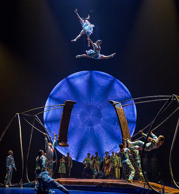 Cirque du Soleil LUZIA, Coming to Movie Theaters Nationwide, October 29