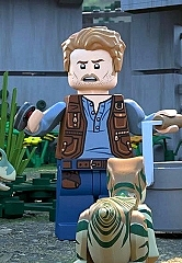 """LEGO Jurassic World: Legend Of Isla Nublar,"" Brand-New Animated Mini-Series, Set To Premiere Saturday, Sept. 14, On Nickelodeon"