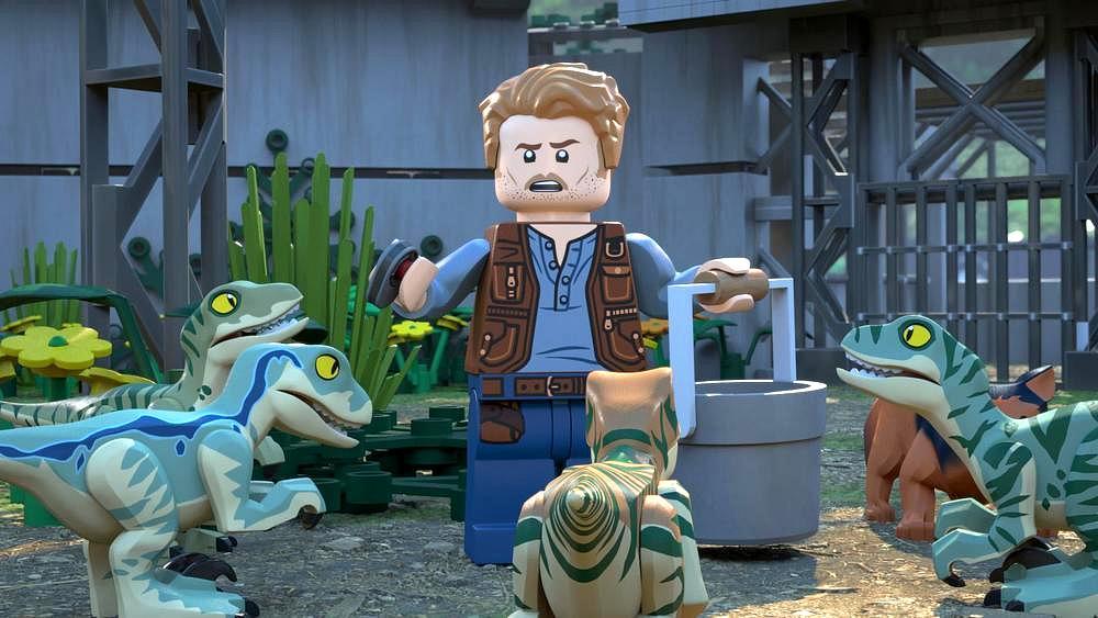 """LEGO Jurassic World: Legend Of Isla Nublar,"" Brand-New Animated Mini-Series, Set To Premiere Saturday, Sept. 14, On Nickelodeon"