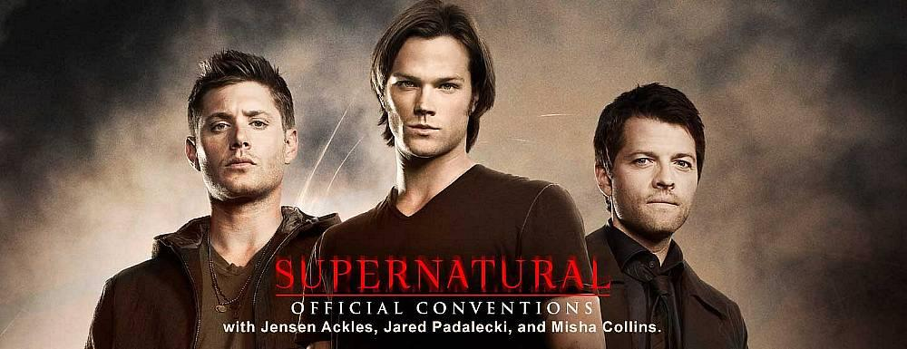 SUPERNATURAL Official Fan Convention Tour Celebrates the Final Season of CW'S Hit TV Series