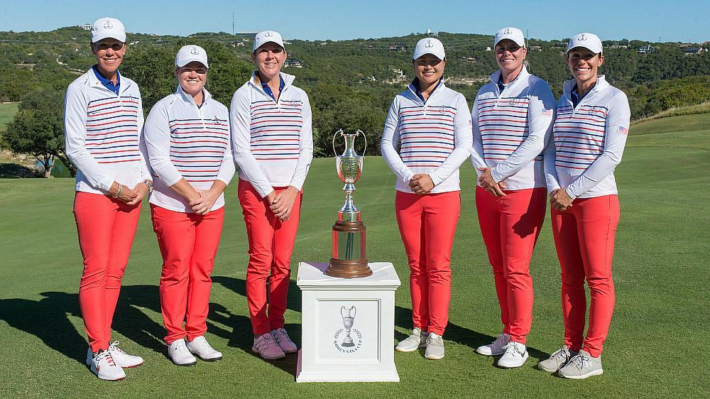 United States Digs Deep to Hold Off Canada and Capture the Inaugural Women's PGA Cup