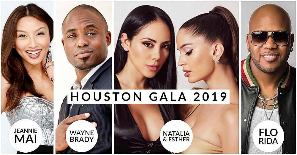 Flo Rida, Wayne Brady, Jeannie Mai, and Natalia & Esther Join Houston's Premier Roster at Altus Foundation's Houston Gala on December 7