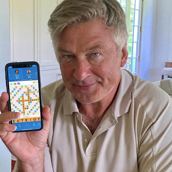 Alec Baldwin and Zynga Preview Creative Collaboration Celebrating the 10-Year Anniversary of Words With Friends