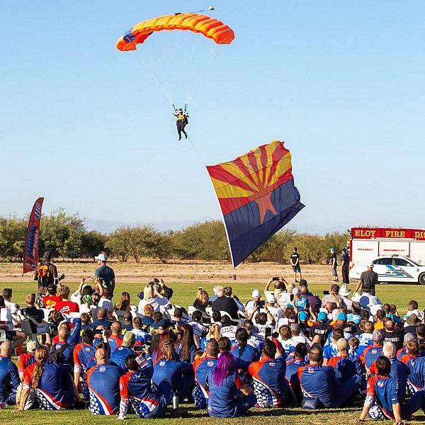 The Women's Skydiving Network (WSN) Launches First All-Female Professional Demonstration Team, WSN Pro