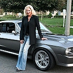 Brand New Muscle Car Is Granted a License to Build Official Licensed 'Gone in 60 Seconds' ELEANOR Star Car by Denice Halicki