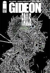 James Wan's Atomic Monster Boards Hivemind's GIDEON FALLS