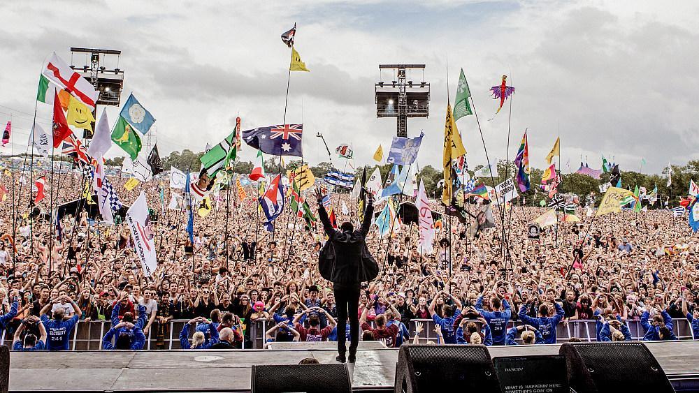Grammy Award-Winning Superstar Lionel Richie's Legendary Glastonbury Festival Performance is Coming to Cinemas Worldwide This November