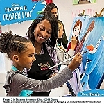 Painting with a Twist Teams Up with Disney for Frozen 2 Family-Friendly DIY Painting Events Nationwide