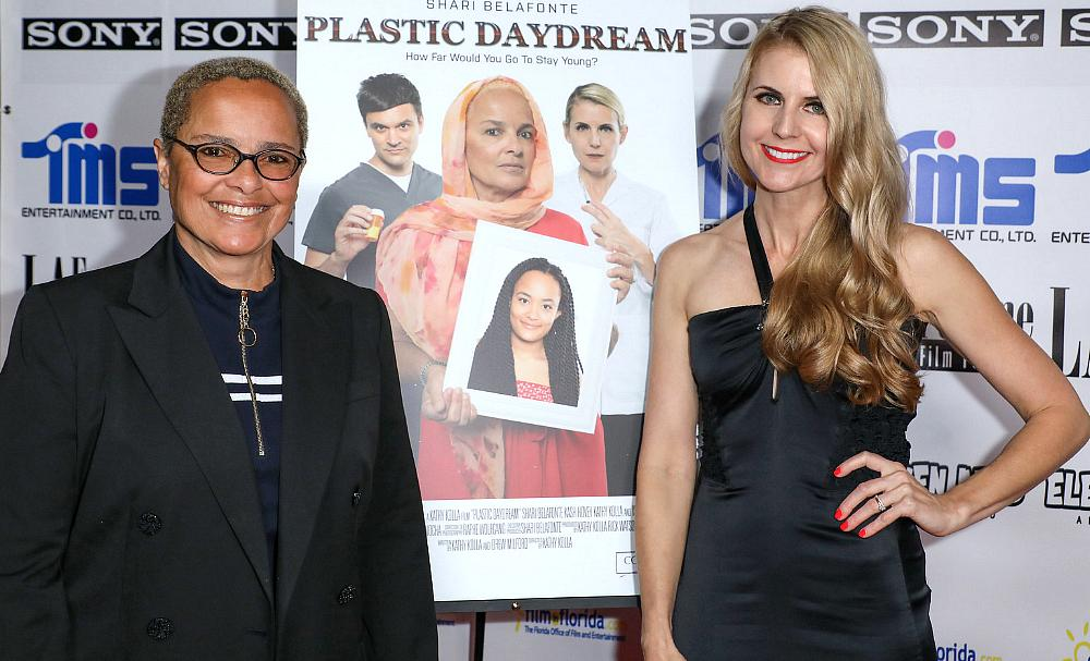 "Shari Belafonte Film ""Plastic Daydream"" to Air Nationwide on ShortsTV Network"