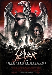 Slayer Launches Official Theatrical Trailer For 'Slayer: The Repentless Killogy' With Tickets On Sale Now