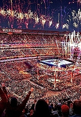 'WrestleMania' Tickets Available Friday, November 15