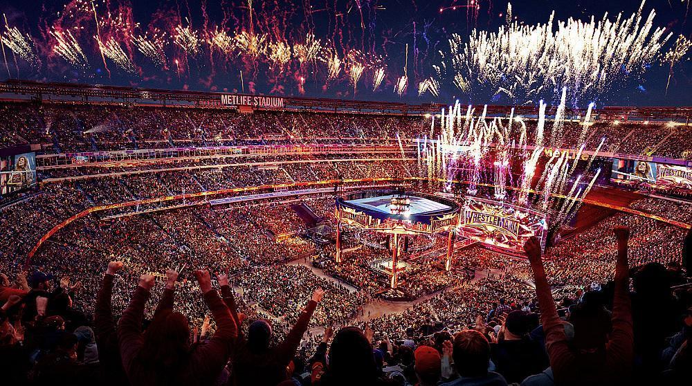 'WrestleMania' Tickets Available Friday, November 15