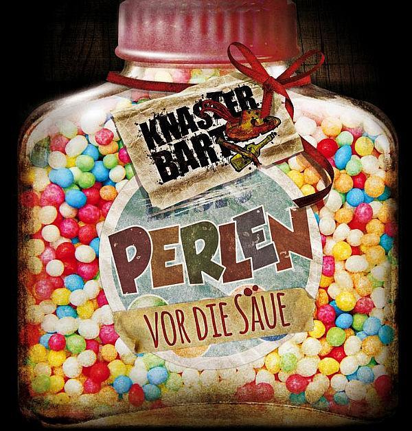 Perlen vor die Säue (English for Pearls before swine)