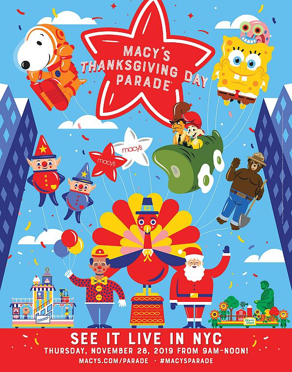 The 93rd edition of the iconic holiday event ushers in the season with its signature giant character balloons, floats of fantasy, the nation's finest marching bands, whimsical groups, musical performances, and the one-and-only Santa Claus