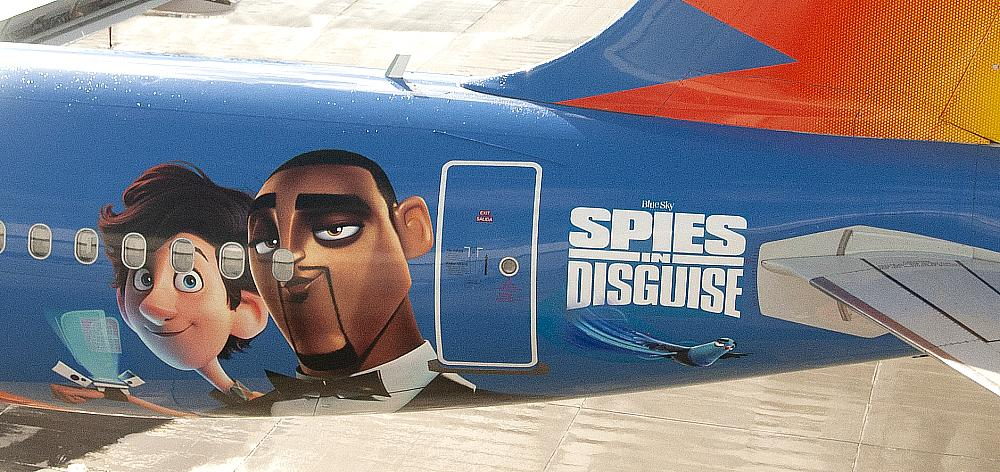 """Allegiant teams up with the Super Sleuths of """"Spies in Disguise"""" to Offer Exclusive Family Travel Experiences and Holiday Prizes"""