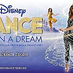 Disney Dance Upon a Dream, Starring Multi-Hyphenate Singer, Actress and Dancer Mackenzie Ziegler, Dances Across the U.S. in 2020
