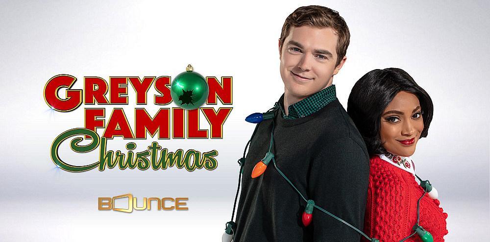 Greyson Family Christmas (PRNewsfoto/Bounce)