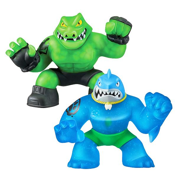 Heroes of Goo Jit Zu by Moose Toys