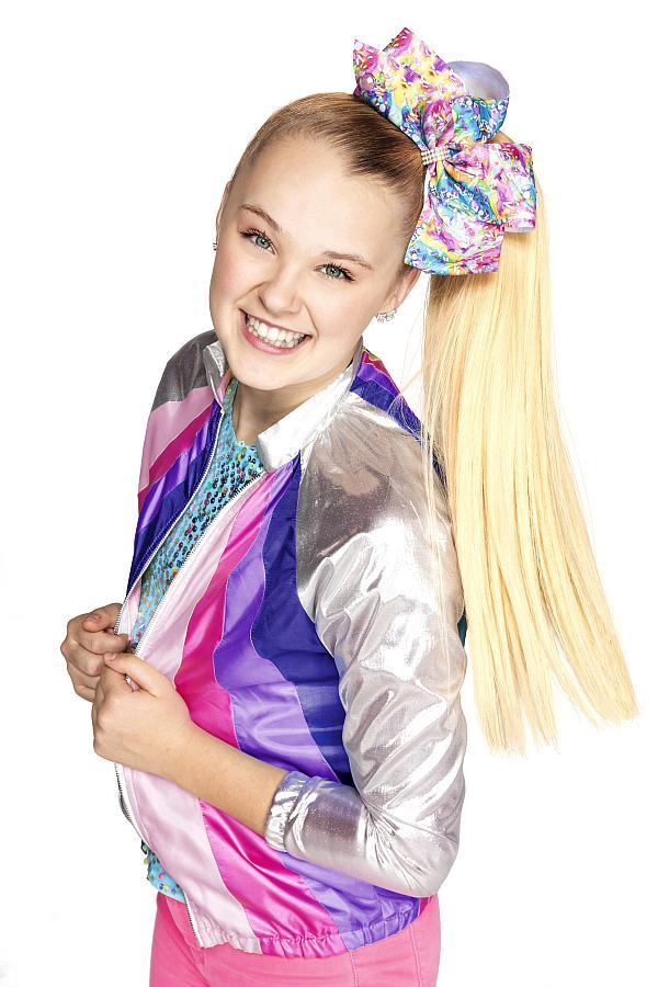 Nickelodeon star and YouTube sensation JoJo Siwa