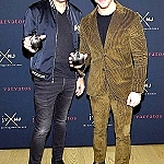John Varvatos and Nick Jonas Launch Latest Installment of their Fragrance Trilogy: JV x NJ Silver Edition