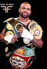 Fight to Fame Brings on Roy Jones Jr. as an Ambassador