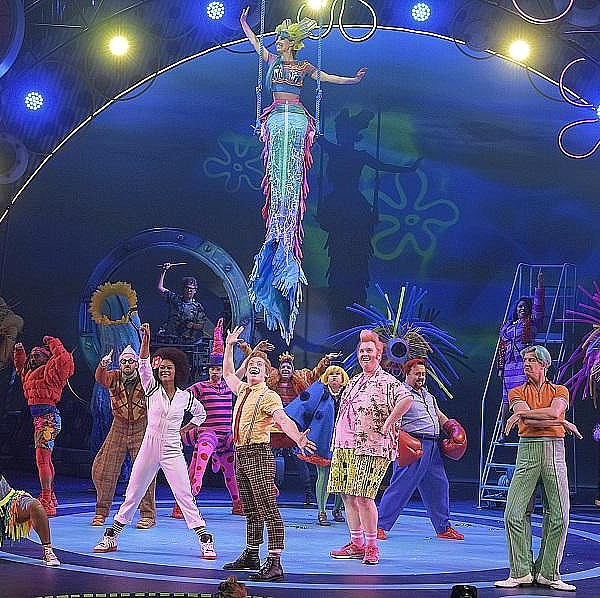 Nickelodeon to Debut Original Television Musical Event The SpongeBob Musical: Live On Stage! Saturday, Dec. 7