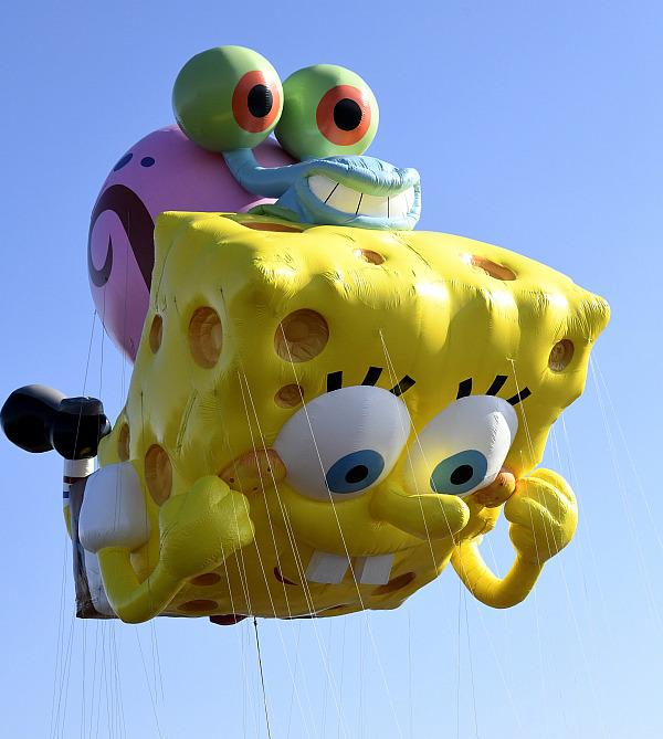 SpongeBob SquarePants & Gary by Nickelodeon