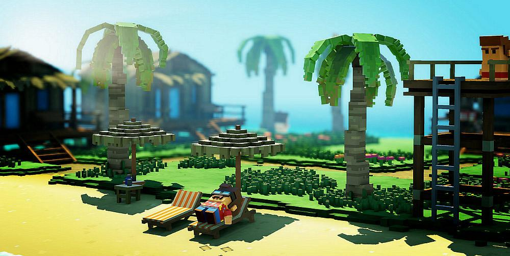 Nintendo Download: Strange Vacations and Cyber Salvation