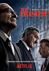 """The Irishman"" Original Motion Picture Soundtrack Album Available Now"