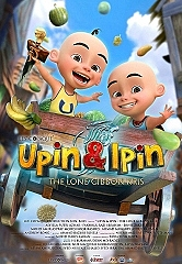 Upin & Ipin First Malaysian Film to Qualify for Academy's Animated Film Category