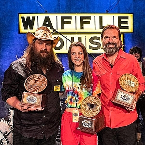 Chris Stapleton Scatters, Smothers and Covers 2019 Tunie Awards