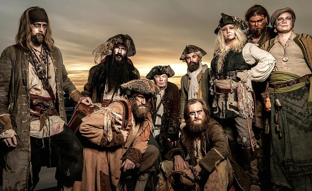"YE BANISHED PRIVATEERS Sets Sail with New Album ""Hostis Humani Generis"" – to be Released via Napalm Records on February 7, 2020"