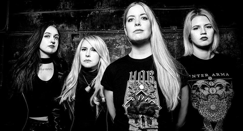 """Copenhagen Death Doom Steamroller KONVENT Releases Brand New Song, """"Trust"""""""